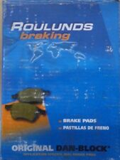 BRAND NEW ROULUNDS FRONT BRAKE PADS 100.10610 / D1061 FITS *SEE CHART*
