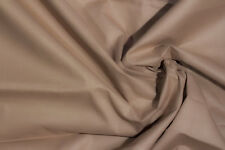 """100% Cotton Fabric Sheeting  64"""" wide By The Metre Craft Quilting Colours Plain"""