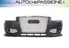 Paraurti anteriore Audi A3 3/5 porte completo ABS S3-Look griglia RS3 no S-line