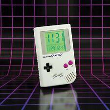 Nintendo Gameboy Digital Alarm Clock by Palodone Brand New
