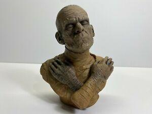 Flintstone 1:4 Scale Boris Karloff Mummy Professionally Built Model Kit No Res