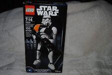 LEGO Star Wars Storm Trooper Commander Buildable  Figure 75531 NEW