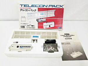 Sega Mark III Telecon Pack Boxed Japan - Import