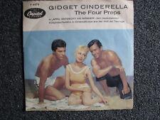The Four Preps-Gidget Cinderella 7 PS-1958 Germany-Capitol F 4078
