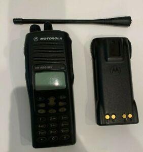 MOTOROLA HT1550XLS AAH25SDN9DU8AN UHF HT1550 XLS W@RRANTY