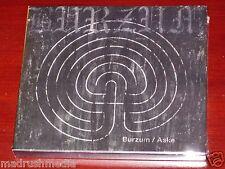 1Burzum1 ST S/T Same Aske CD 2010 Reissue Box Set Byelobog Slipcase BYE004CD NEW
