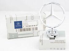 Mercedes Stern im Kühlerchrom W123 W126 W201 W124 original Mercedes-Benz