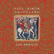Paul Simon  /   Graceland The Remixes   (CD)   New!