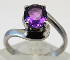Amethyst White Gold Vintage & Antique Jewellery