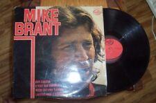 MIKE BRANT   33T <1976   QUI SAURA  STEREO MONO