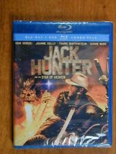 New listing JACK HUNTER AND THE STAR OF HEAVEN 2009 BLU RAY & DVD NEW SEALED IVAN SERGEI