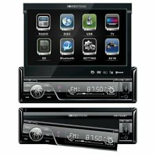 Soundstream VIR7830B SingleDin Bluetooth Car Stereo DVD Player 7