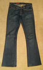"""AG Adriano Goldschmied """"The Angel"""" Boot Cut Jeans -  Size 25R x 32"""