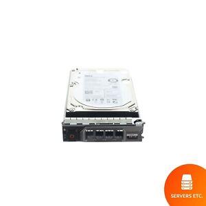 "DELL SEAGATE 3.5"" 6TB 7.2K 12GBPS 512e SAS HARD DRIVE - PRNR6 ST6000NM0034"