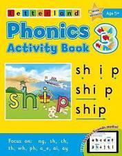 Phonics Activity Book 3 (Phonics Activity Books), Holt, Lisa, New Book