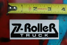 Z-Roller Trucks Z-Flex Skateboards OG Dogtown ZBOY Vintage Skateboarding STICKER
