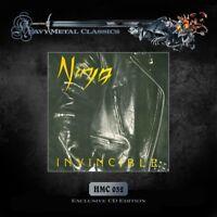 NINJA - INVINCIBLE  CD NEW