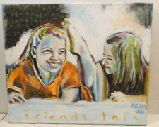Malereien auf Leinwand im Impressionismus-Porträts