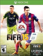 XBOX One 1 FIFA 15 2015 Soccer Ultimate Legends Futbol NEW Sealed Region Free US