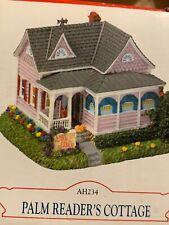 Liberty Falls Americana Collection Ah234 Palm Reader'S Cottage w/Box