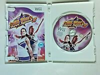 Nintendo Wii - All Star Cheer Squad 2 - W/ Manual Dance Cheerleading Video Game
