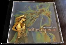 EXTREMELY RARE BRAZIL PROMO CD SINGLE BRITNEY SPEARS I'M A SLAVE 4 YOU (UNIQUE)