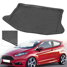 Rear Boot Liner Cargo Trunk Floor Mat Tray For Ford Fiesta Hatchback 2009-2017