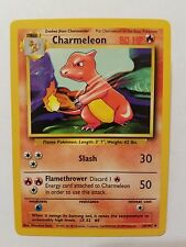 Pokemon Charmeleon 24/102 Base Set NM-Mt See Pictures