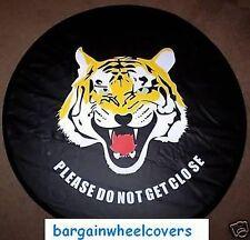 TIGER animal couverture roue de secours arrière couvre-roue doux 4x4