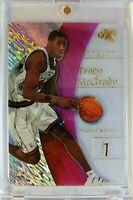 1997 97-98 E-X2001 Tracy McGrady #79, Rookie RC, Acetate Rare, Toronto Raptors!