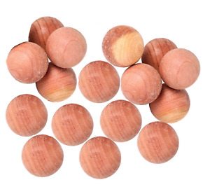 Cedar wood moth balls repellent mildew eco friendly  clothes drawer