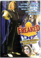 Dvd Freaked con Brooke Shields 1993 Nuovo