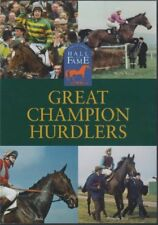 Great Champion Hurdlers [DVD] - DVD  D6VG The Cheap Fast Free Post