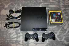 Playstation 3 inkl. 2 Controller und 7 Spiele