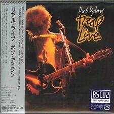 BOB DYLAN -REAL LIVE-JAPAN MINI LP BSCD2 Ltd/Ed E51