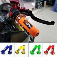 "7/8"" Rubber Motorcycle Hand Grip Car Bike Handlebar Handle Bar For ATV Dirt Bike"