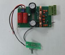 AMPLIFICATORE HI-FI PREMONTATO 2 X 100 WATT 8 OHM 20Hz - 25KHz