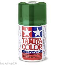 Tamiya # 300086044 PS-44 100 ml Translucide Vert Polyc. Couleur