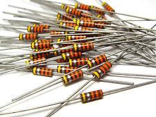 40x Allen Bradley Widerstand 33 kOhm, 1/2 W, Resistor f. Tube Amps