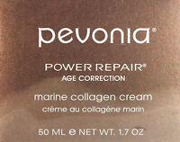 Pevonia Power Repair Marine Collagen Cream Age Correction 50ml / 1.7oz NEW