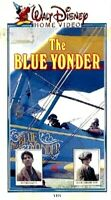 vhs The BLUE YONDER 1985 Peter Coyote Art Carney RARE WALT DISNEY Big Box