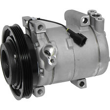 New AC Compressor & Clutch Fits 1999 - 2003 Nissan Frontier 3.3 NON Supercharger