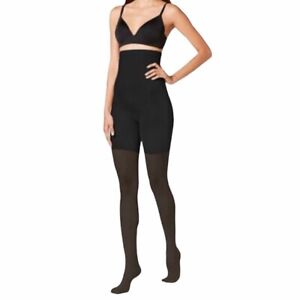 NWT Spanx Firm Believer High-Waisted Shaping Sheers Tights Size B (Small)