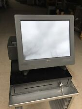 Vectron POS ColoTouch Touchscreen Kassensystem 7610-5020 & Bondrucker & Scanner
