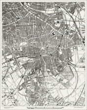 London Kent 1800-1899 Date Range Antique Europe Maps & Atlases