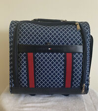 Tommy Hilfiger Underseater Luggage Navy Blue Chain Print (TM64LC7)