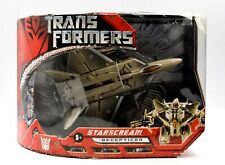 Transformers Automorph Technology - Starscream Voyager Class Action Figure