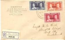 Royalty Protectorate Used British First Day Covers Stamps
