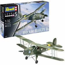 REVELL Bucker Bu131 Jungmann 1:32 Aircraft Model Kit 03886