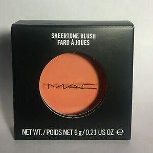 MAC Sheertone Blush PEACHES 6 g/0.21 oz